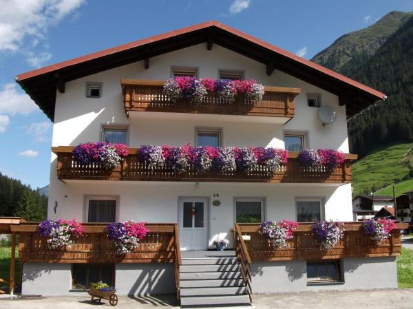 Fotos do Hotel: Haus Alpenrose, Sankt Leonhard im Pitztal