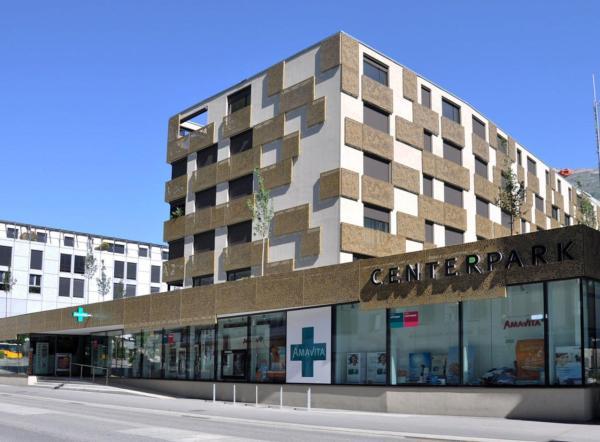 Hotel Pictures: Centerpark Apartments, Visp