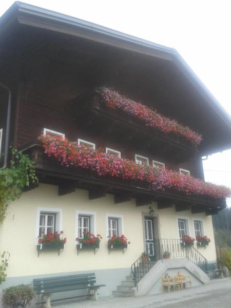 Fotos do Hotel: Göttfriedbauer, Altenmarkt im Pongau