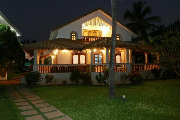 Foto Hotel: Beach Villa Goa, Calangute