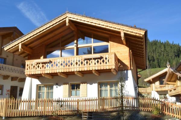 Fotos de l'hotel: Chalet 18 by Alpen Apartments, Wald im Pinzgau
