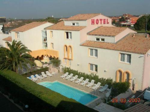 Hotel Pictures: Hôtel Azur, Cap dAgde