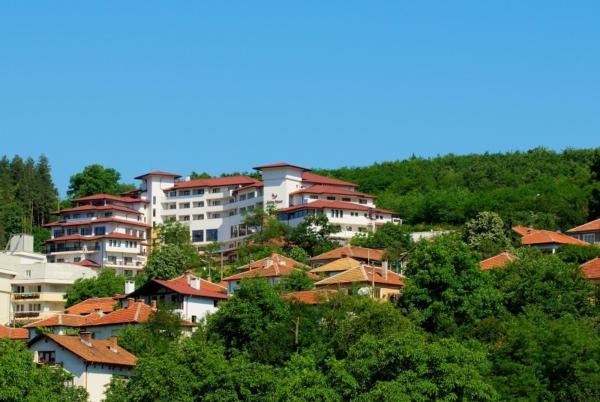 酒店图片: Hotel Kalina Palace, Tryavna