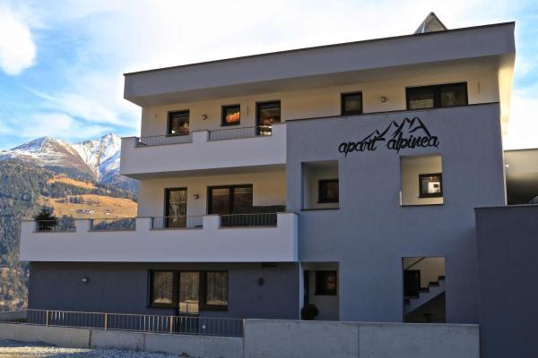 酒店图片: Apart Alpinea, 拉迪斯