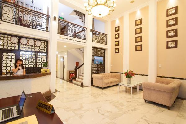酒店图片: Hanoi Old Quarter Hotel, 河内