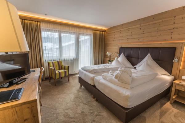 酒店图片: Hotel Plattenhof, 莱赫
