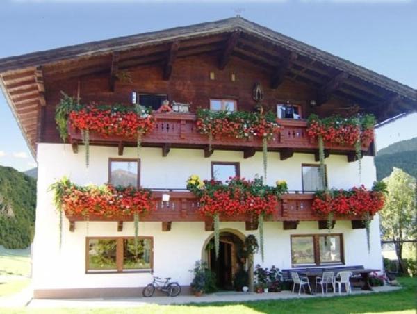 Hotellikuvia: Hinterankerwald, Walchsee