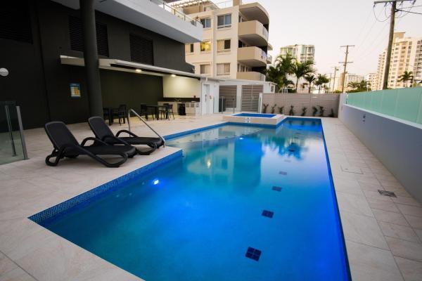 Fotografie hotelů: Direct Hotels - Verve on Cotton Tree, Maroochydore