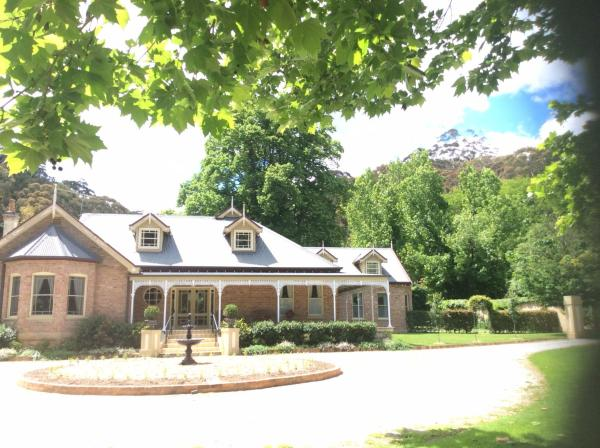 Hotelbilleder: Linden Tree Manor, Lithgow