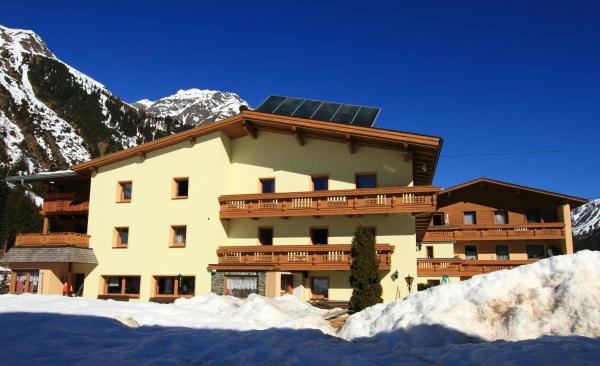 Hotelfoto's: Köflerhof Appartements, Sankt Leonhard im Pitztal