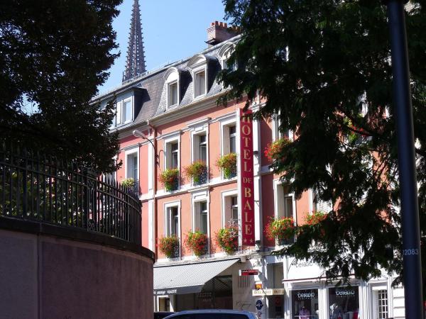 Hotel Pictures: Hôtel De Bale, Mulhouse