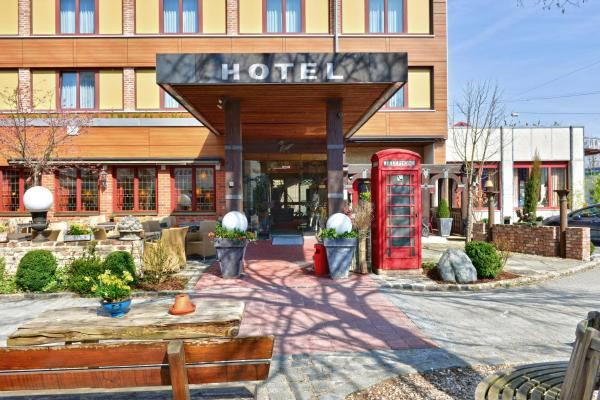 Hotel Pictures: Ringhotel Alpenhof Haus Bayern, Augsburg