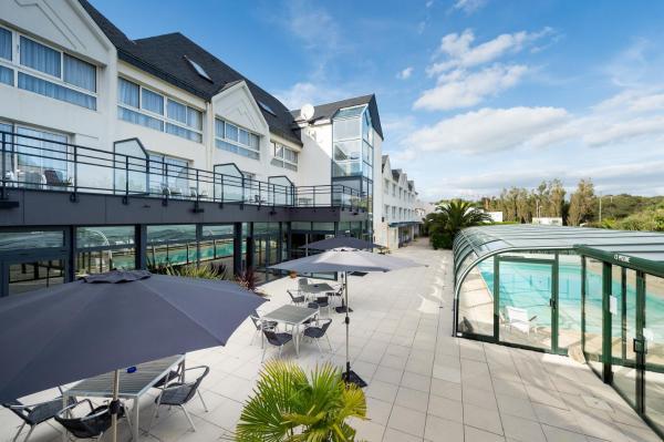 Hotel Pictures: Hôtel De L'océan, Concarneau