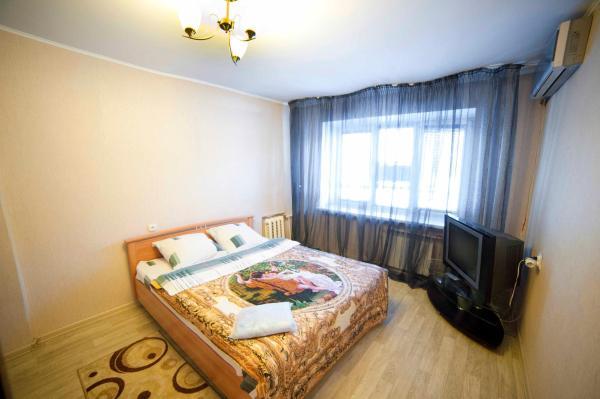 Zdjęcia hotelu: Apartamenty 24 Ussuriyskiy Bulvar 58, Chabarowsk