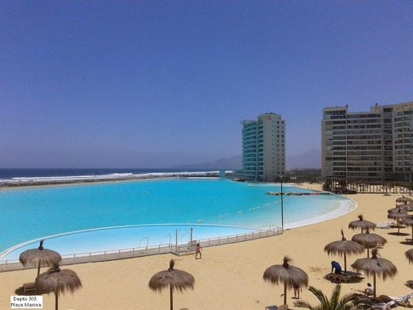 酒店图片: Laguna del Mar Playa Marina, 拉塞雷纳