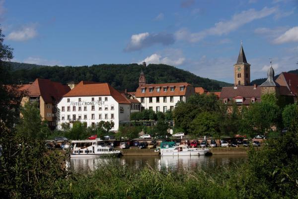 Hotel Pictures: Hotel Krone-Post, Eberbach
