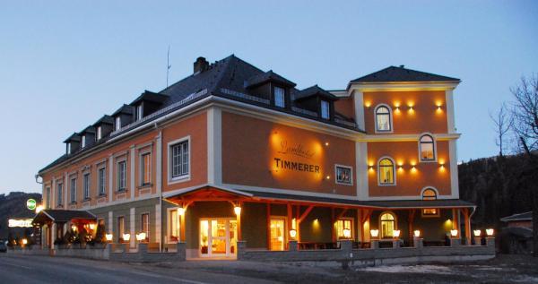 酒店图片: Landhotel Timmerer, Möderbrugg
