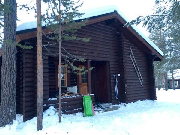 Hotel Pictures: Äkäsakka B4 Chalet, Äkäslompolo