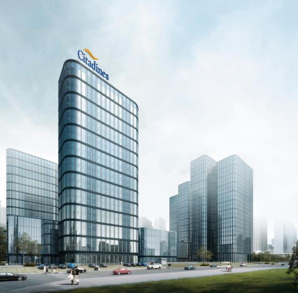 Hotellbilder: Citadines South Chengdu, Chengdu