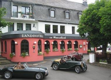 Hotel Pictures: Landhotel am Wenzelbach, Prüm