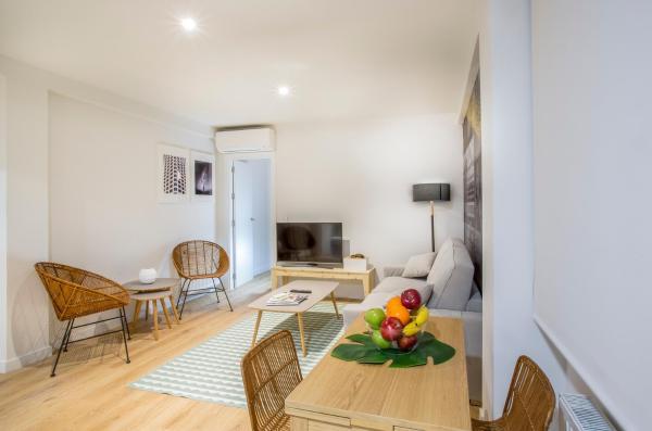 One-Bedroom Apartment - Interior