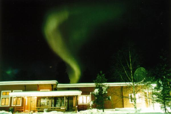 Hotel Pictures: Ukonjärven Holiday Village, Ivalo