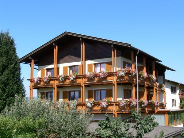 酒店图片: Gästehaus Sapetschnig, 法克湖