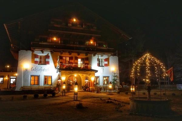 ホテル写真: Hotel Schlosswirt, Großkirchheim