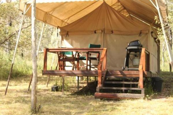 Special Offer -Eco Safari Cabin