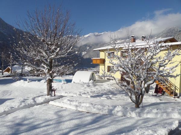 Fotografie hotelů: Ferienwohnung Maier, Flattach