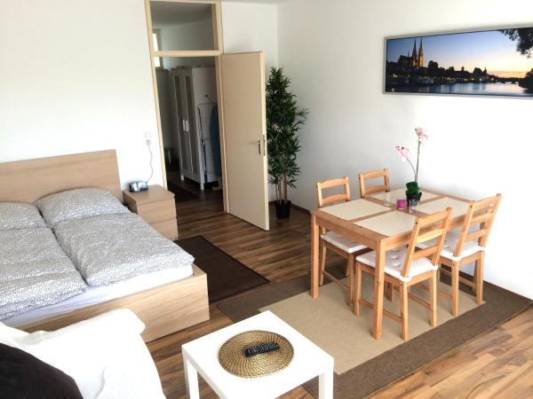 Hotelbilleder: Apartment Westside, Regensburg
