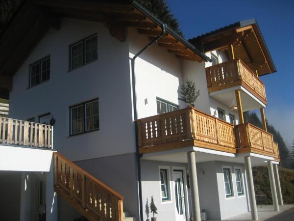 Zdjęcia hotelu: Appartement Alpenglück, Aich