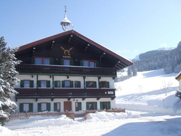Foto Hotel: Bauernhof Großwolfing, Ebbs