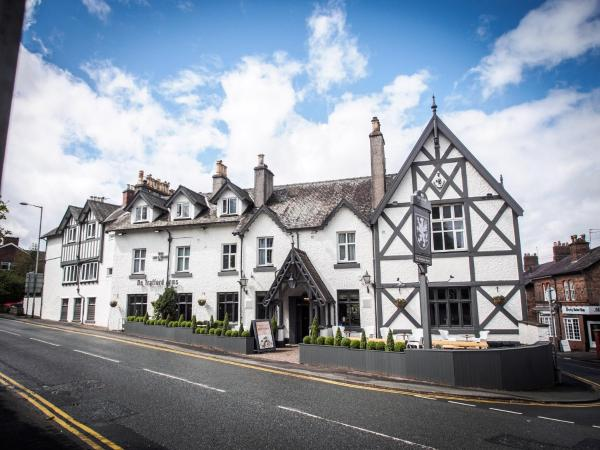 Hotel Pictures: De Trafford By Good Night Inns, Alderley Edge