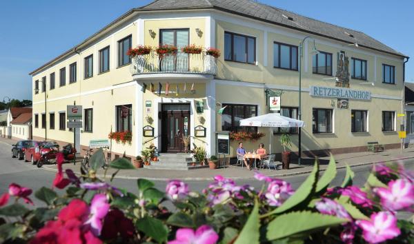 Fotografie hotelů: Retzerlandhof Familie Graf, Zellerndorf