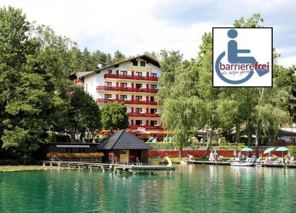 Fotos de l'hotel: Strandhotel Orchidee, Sankt Kanzian