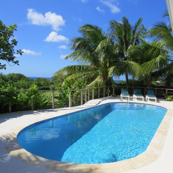 Фотографии отеля: Seaberry Tropical Style Villa, Saint Peter