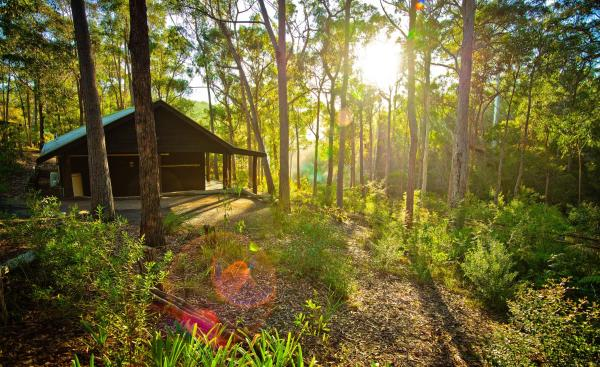 Hotelbilleder: Kianinny Bush Cottages, Tathra