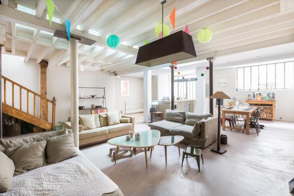 Five-Bedroom Apartment - Rue Bessières