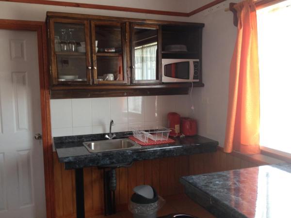 Hotel Pictures: Cabañas El Mirador, Hornopiren