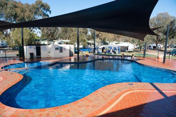 Hotellikuvia: Echuca Holiday Park, Echuca