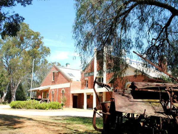 Fotos do Hotel: Springhurst Butter Factory, Springhurst