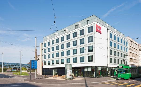 Hotel Pictures: ibis Basel Bahnhof, Basel