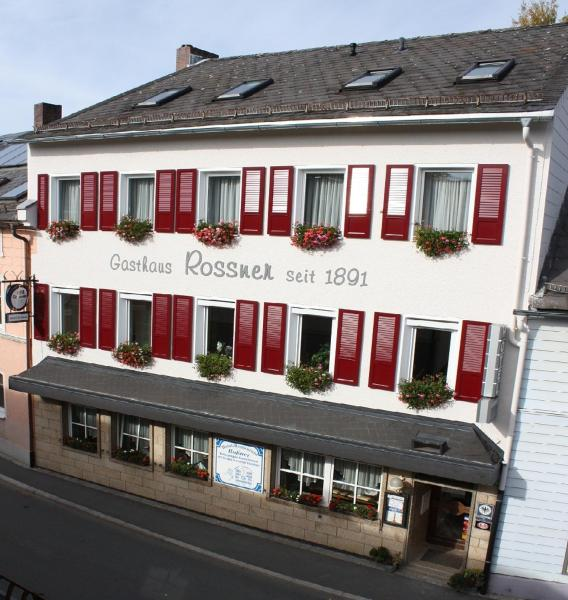 Hotel Pictures: Hotel Rossner, Münchberg