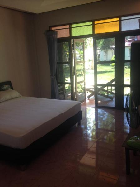 Double Room with Garden View with Fan