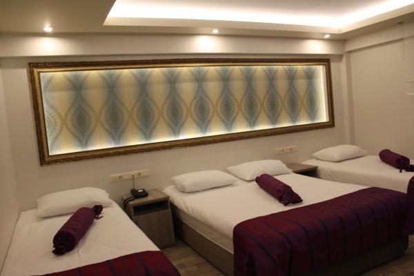 Deluxe Quadruple Room (First Floor)
