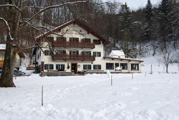 Fotografie hotelů: Gasthof Schönau, Erl