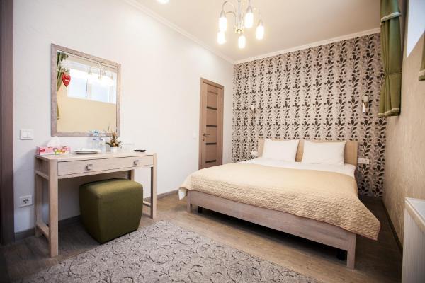 Economy Double Room - Basement Floor