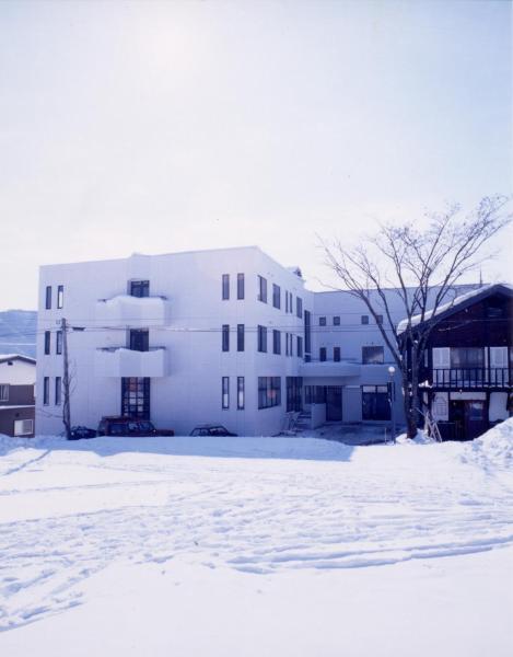 ホテル写真: Inner Village Miyama, 白馬村
