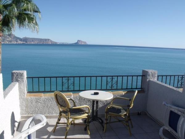 Superior Double Room with Sea View and Terrace